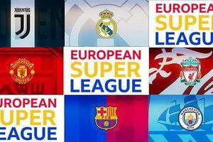 Bóng đá thế giới rung chuyển Châu Âu rung chuyển vì Super League