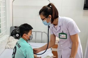Nghệ An: Gia tăng trẻ mắc bệnh viêm màng não do vi rút