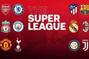Super League ra đời Cam kết không quay đầu