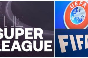 Giải đấu Super League ra đời Khoản thu khổng lồ từ Super League