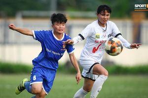 Giải bóng đá Nữ Cúp QG 2021: Hà Nội I Watabe nhọc nhằn thắng Thái Nguyên T&T trong ngày khai mạc