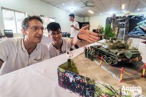 Cận cảnh những khí tài quân sự khủng mang theo bao ký ức hào hùng ở Hà Nội