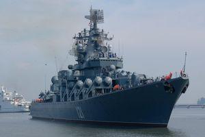 Hải quân Nga tập trận rầm rộ tại biển Đen