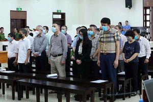 Tuyên án đại án Gang thép Thái Nguyên