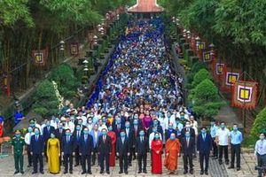 TP. Hồ Chí Minh tổ chức Lễ giỗ Quốc Tổ Hùng Vương