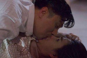 'Hướng dương ngược nắng': Minh không phản kháng nụ hôn của Hoàng