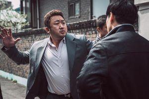 Tài tử Ma Dong Seok đóng phim truyền hình giật gân Mỹ