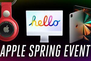 Apple ra mắt iPhone mới màu tím và iPad Pro M1 cải tiến