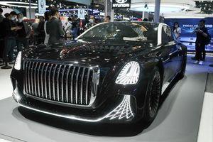 Hongqi L-Concept - ôtô không có vô-lăng ra mắt tại Trung Quốc