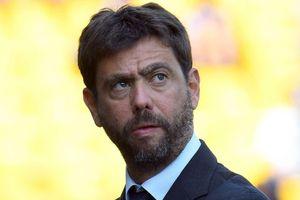 Chủ tịch Juventus từ bỏ Super League