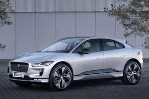 Jaguar I-Pace Black Edition được ra mắt tại Anh
