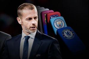 Chủ tịch UEFA giúp các CLB Anh tỉnh ngộ