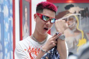 Bóc giày và phụ kiện của dàn thí sinh Rap Việt