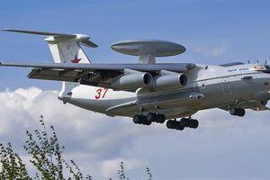 A-50 xuất hiện giám sát toàn bộ biên giới Nga-Ukraine