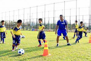 Gian nan tuyển quân, tìm tài năng trẻ thể thao