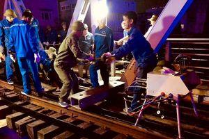 Tháo gỡ 'rào cản' về cơ chế cho ngành đường sắt