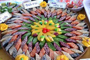 Đậm đà vị bánh Nam Bộ ở Cà Mau
