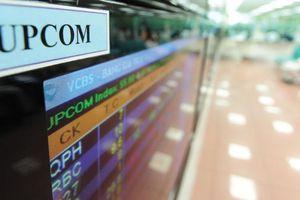 48 triệu cổ phiếu Than Cao Sơn và Gang thép Hà Nội lên UPCoM