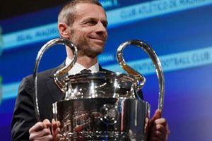 Champions League 'so găng' European Super League