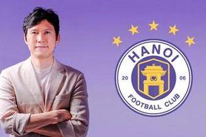 Hà Nội FC lần đầu tiên sử dụng huấn luyện viên ngoại