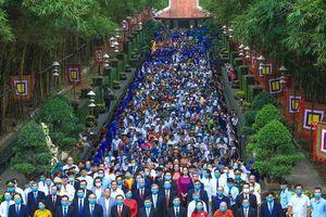 TPHCM tổ chức Lễ giỗ Quốc Tổ Hùng Vương