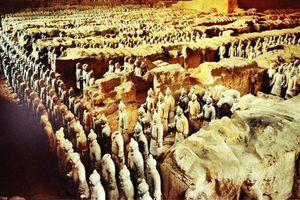 Những hệ thống bẫy chết người trong lăng mộ Tần Thủy Hoàng