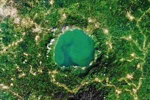 Dấu tích những vụ thiên thạch va vào Trái Đất