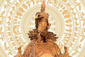 Xúc động bài thơ hướng về ngày Giỗ Tổ Hùng Vương của nhà thơ Trần Minh