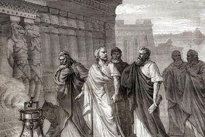 Sự thật khó tin về cỗ máy hơi nước của người La Mã cổ