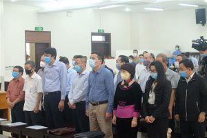 Tuyên án vụ Gang thép Thái Nguyên: Bị cáo lĩnh án cao nhất là 9 năm 6 tháng tù