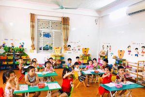 Lào Cai: Khuyến khích trường Mầm non cho trẻ làm quen tiếng Anh