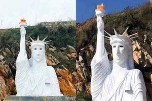 Tượng Nữ thần tự do 'phiên bản lỗi' ở Sa Pa bị chê quá xấu, chủ nhân bức tượng nói gì?