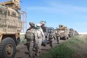 Tình hình chiến sự Syria mới nhất ngày 21/4: Lính Nga tuần tra sát gần quân đội Mỹ