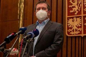 Nga-Czech: Quyền Ngoại trưởng Hamacek tuyên bố sẵn sàng xây dựng các mối quan hệ từ sự đổ vỡ