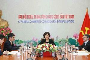 Đoàn đại biểu Đảng Cộng sản Việt Nam dự Cuộc họp lần thứ 35 Ủy ban Thường trực ICAPP