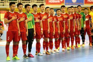 Việt Nam đá play-off để tranh suất dự World Cup futsal