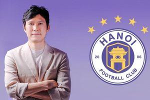 Hà Nội FC chính thức bổ nhiệm HLV Park Choong Kyun