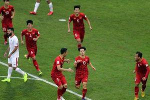Đội tuyển Việt Nam sẽ đá giao hữu với Jordan