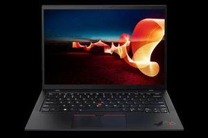 Lenovo ra mắt ThinkPad X1 Carbon Gen 9 tại Việt Nam, giá khoảng 33 triệu đồng