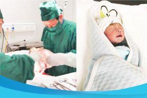 Người phụ nữ Thanh Hóa 61 tuổi sinh con trai khỏe mạnh