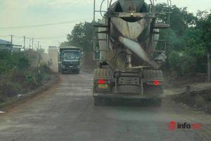 Đắk Lắk: CSGT trấn áp xe quá tải, loạt tài xế ma mãnh cho xe 'bất động' né phạt