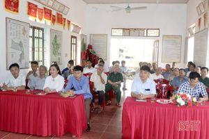 Vũ Quang quán triệt Nghị quyết Đại hội XIII của Đảng cho gần 3.000 đảng viên