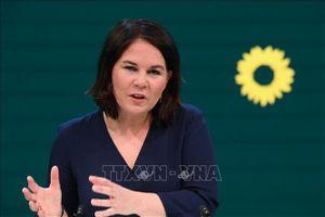 Đảng Xanh là lực lượng chính trị mạnh nhất ở Đức