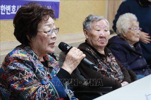 Tòa án Hàn Quốc bác bỏ vụ kiện Tokyo liên quan vấn đề 'phụ nữ mua vui'