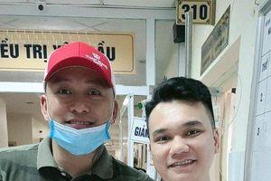 Ca sĩ Tuấn Hưng tiết lộ tình trạng sức khỏe của Khắc Việt
