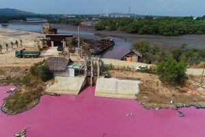 Đầm nước đổi màu ở Bà Rịa – Vũng Tàu: Đề xuất phát triển du lịch