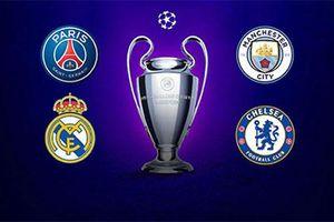 Bán kết Champions League vẫn diễn ra theo kế hoạch