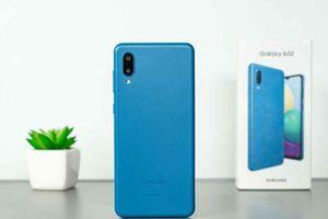 Mở hộp Samsung Galaxy A02: Smartphone pin trâu nhất ở tầm giá 2 triệu đồng