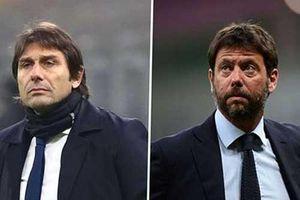 Sếp lớn Italia yêu cầu trừng phạt Juventus, Milan và Inter vì Super League