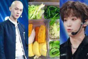 Thanh xuân có bạn 3: Sốc với bữa ăn nghèo khổ của thực tập sinh, fan gọi tên Lương Sâm, Dư Cảnh Thiên đầy đau xót